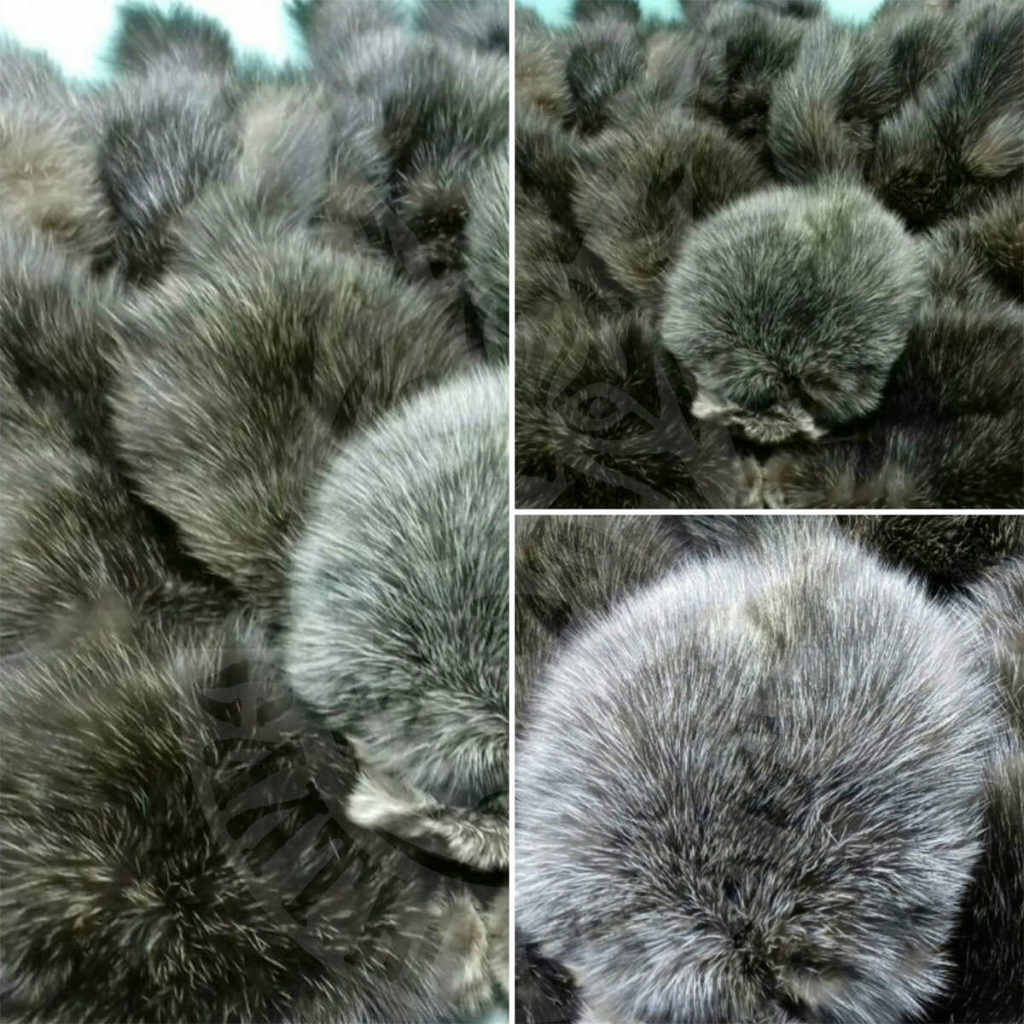 What are the properties of the fur that are important to the consumer?